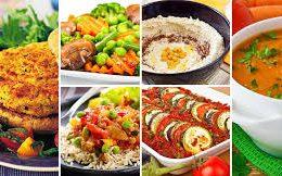 11 feluri grozave de mancare, care pot fi pregatite din legume. M-am antrenat si am slabit doar intr-o saptamana!